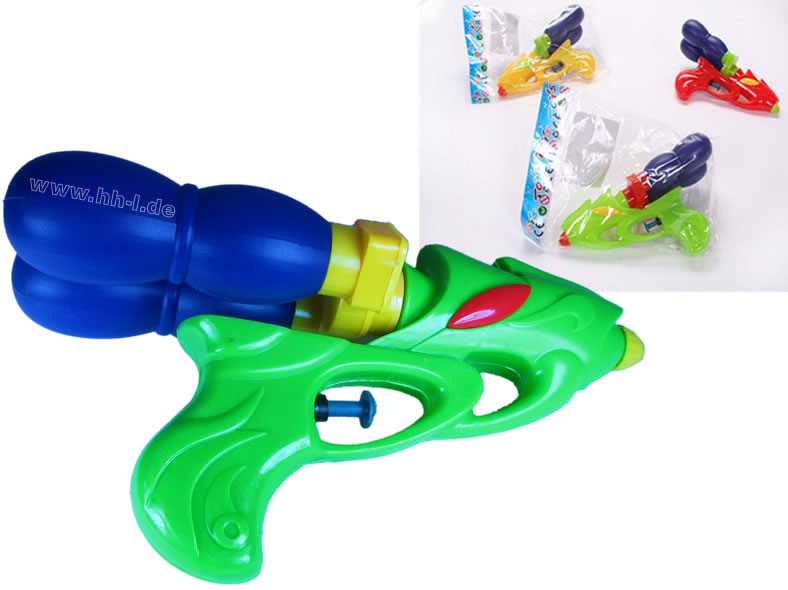 Water Pistol Space<br> Double tank length<br>19.5 cm