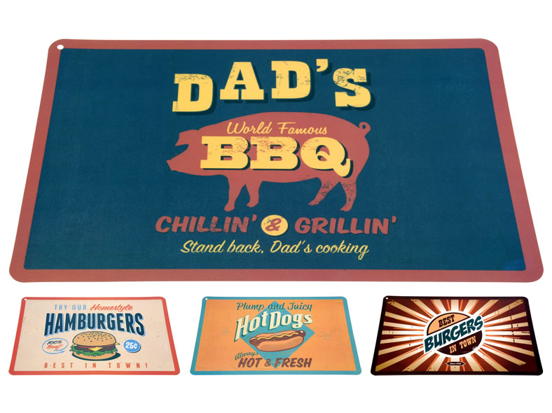 Placemat 'BBQ'