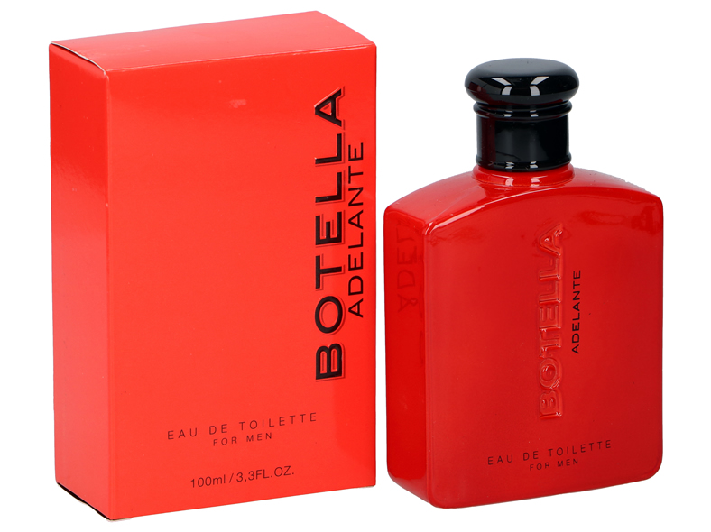 Parfüm Eau de Toilette Botella Red Men EDT