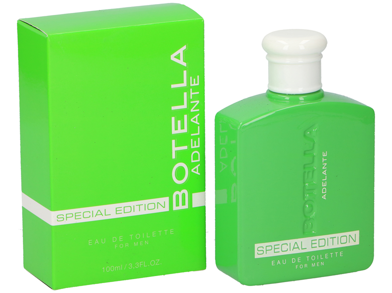Parfüm Eau de Toilette Botella Green Men EDT