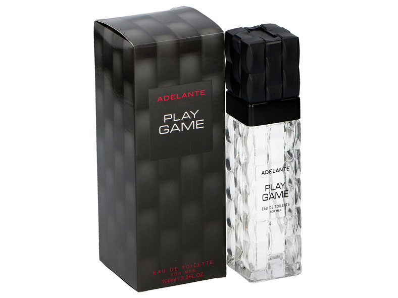 Parfüm Eau de Toilette Play Game Men EDT
